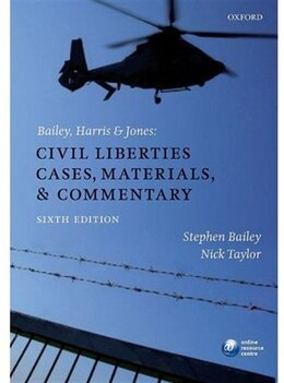 Book Bailey, Harris and Jones: Civil Liberties Cases, Materials, and Commentary by Stephen Bailey