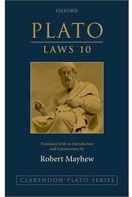 Book Plato: Laws 10: Translated with an introduction and commentary by Plato