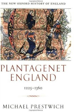 Book Plantagenet England 1225-1360 by Michael Prestwich
