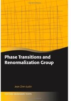 Phase Transitions and Renormalisation Group