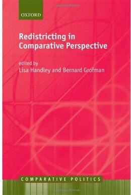 Book Redistricting in Comparative Perspective by Lisa Handley