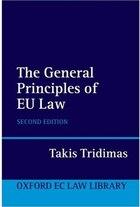 The General Principles of EU Law