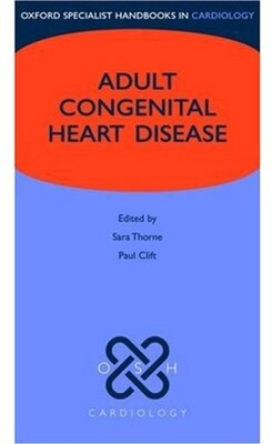 Book Adult Congenital Heart Disease by Sara Thorne