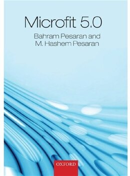 Book MICROFIT 5.0 Windows Commercial Single User Upgrade by Bahram Pesaran