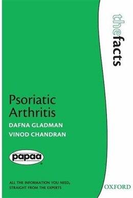 Book Psoriatic Arthritis by Dafna D. Gladman