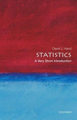 Book Statistics: A Very Short Introduction by David J. Hand