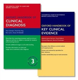 Book Oxford Handbook of Key Clinical Evidence by James Harrison