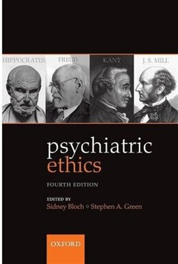 Book Psychiatric Ethics by Sidney Bloch