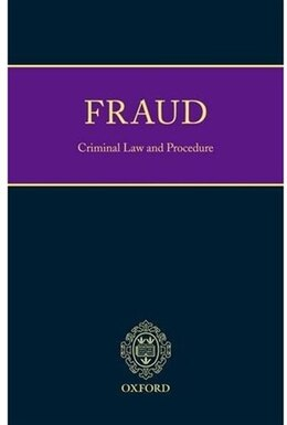 Book Fraud: Criminal Law and Procedure by David Ormerod