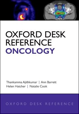Book Oxford Desk Reference: Oncology by Thankamma V. Ajithkumar