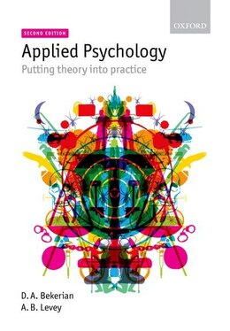 Book Applied Psychology: Putting theory into practice by Debra Bekerian