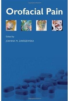 Book Orofacial Pain by Joanna M. Zakrzewska
