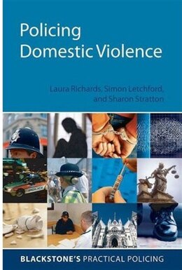 Book Policing Domestic Violence by Laura Richards
