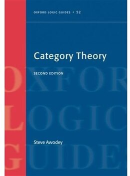 Book Category Theory by Steve Awodey