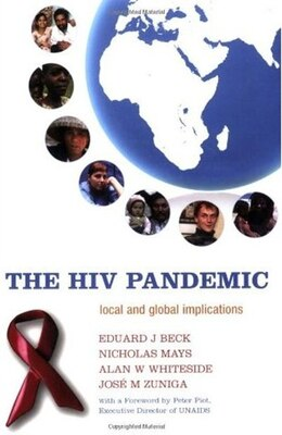 Book The Hiv Pandemic: Local And Global Implications by Eduard J Beck