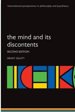 Book The Mind and its Discontents by Grant Gillett