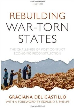 Book Post-Conflict Economic Reconstruction by Graciana del Castillo