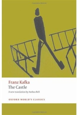 Book The Castle by Franz Kafka