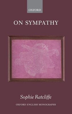Book On Sympathy by Sophie Ratcliffe