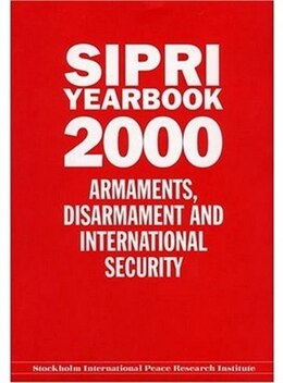 Book SIPRI Yearbook 2000: Armaments, Disarmament, and International Security by Stockholm International Peace Research Institute