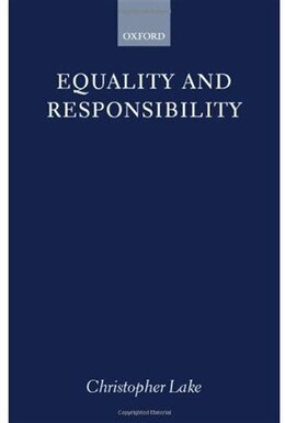 Book Equality and Responsibility by Christopher Lake