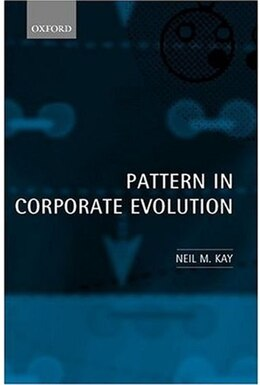 Book Pattern in Corporate Evolution by Neil M. Kay
