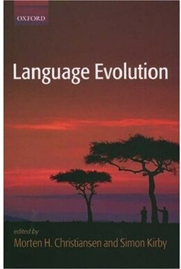Book Language Evolution by Morten H. Christiansen