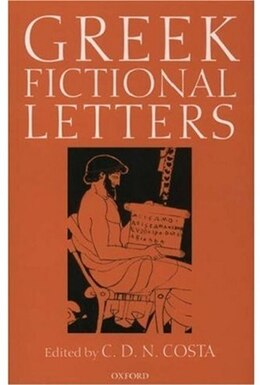 Book Greek Fictional Letters by C. D. N. Costa