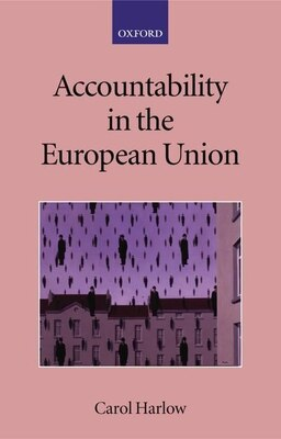 Book Accountability in the European Union by Carol Harlow