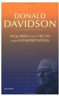 Inquiries into Truth and Interpretation: Philosophical Essays Volume 2