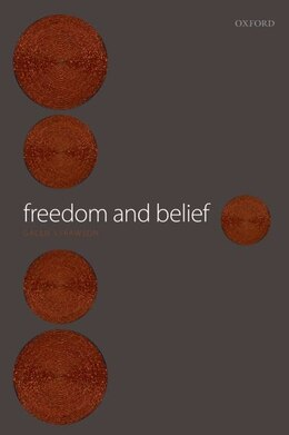 Book Freedom and Belief: Revised Edition by Galen Strawson