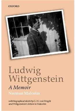 Book Ludwig Wittgenstein: A Memoir by Norman Malcolm