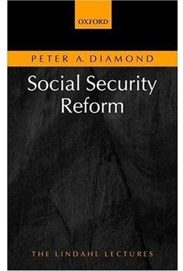Book Social Security Reform by Peter A. Diamond