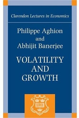 Book Volatility And Growth by Philippe Aghion
