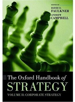 Book Oxford Handbook of Strategy: Volume Two: Corporate Strategy by David O. Faulkner