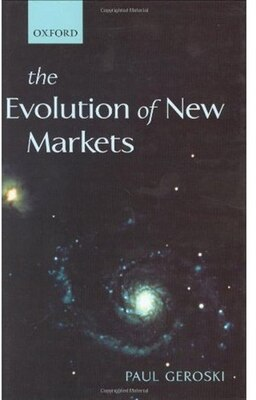 Book The Evolution of New Markets by Paul Geroski