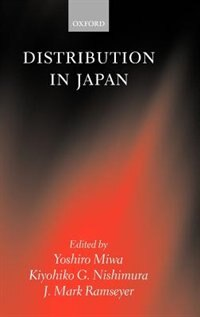 Book Distribution in Japan by Yoshiro Miwa
