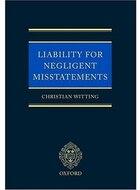 Liability for Negligent Misstatements