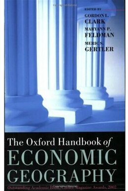 Book The Oxford Handbook of Economic Geography by Gordon L. Clark