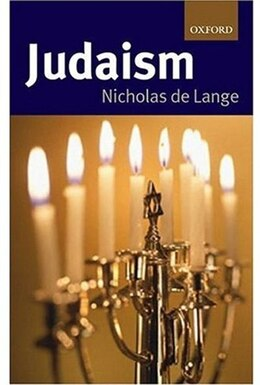Book Judaism by Nicholas de Lange