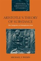 Aristotles Theory of Substance: The Categories and Metaphysics Zeta