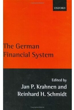 Book The German Financial System by Jan P. Krahnen