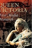 Book Queen Victoria: First Media Monarch by John Plunkett