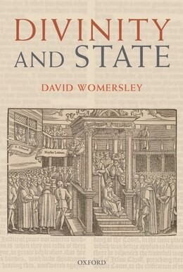 Book Divinity and State by David Womersley