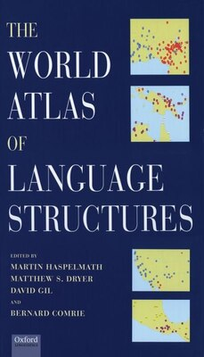 Book The World Atlas of Language Structures by Martin Haspelmath