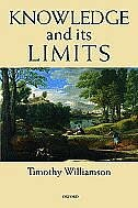 Book Knowledge and its Limits by Timothy Williamson