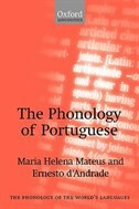 Book The Phonology of Portuguese by Maria Helena Mateus