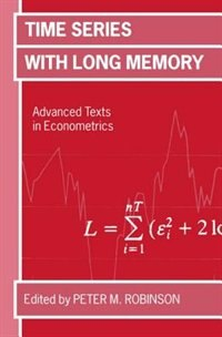 Book Time Series with Long Memory by Peter M. Robinson
