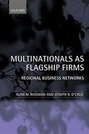 Book Multinationals as Flagship Firms: Regional Business Networks by Alan M. Rugman