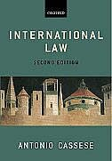 Book International Law by Antonio Cassese